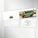 Škoda Christmas Card