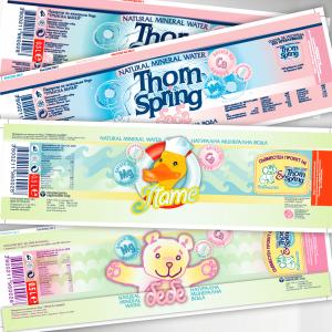 Thorn Spring Labels