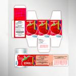 VitC Strawberry Boxes & Bottles