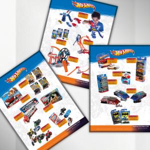 Mattel Trade Caatalog 4 of 7