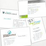 SPC Business Cards Projects